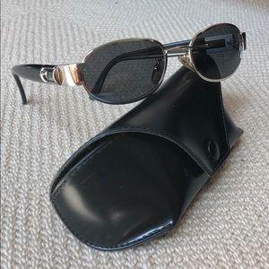 Fendi Women's Silver Framed Sunglasses